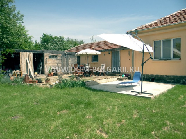We Sell A House In The Village Of Cherkovo Large Plot Of