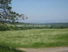 Large plot of land for sale, 5 km away from the sea - Rosen village, sea view