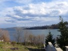 Development plot of land in the town of Chernomorets - sea view