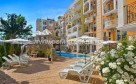 "Luxury one-bedroom apartment for sale in the central part of Sunny Beach - ""Suite Homes 2"""